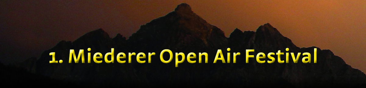 1. Miederer Open-Air